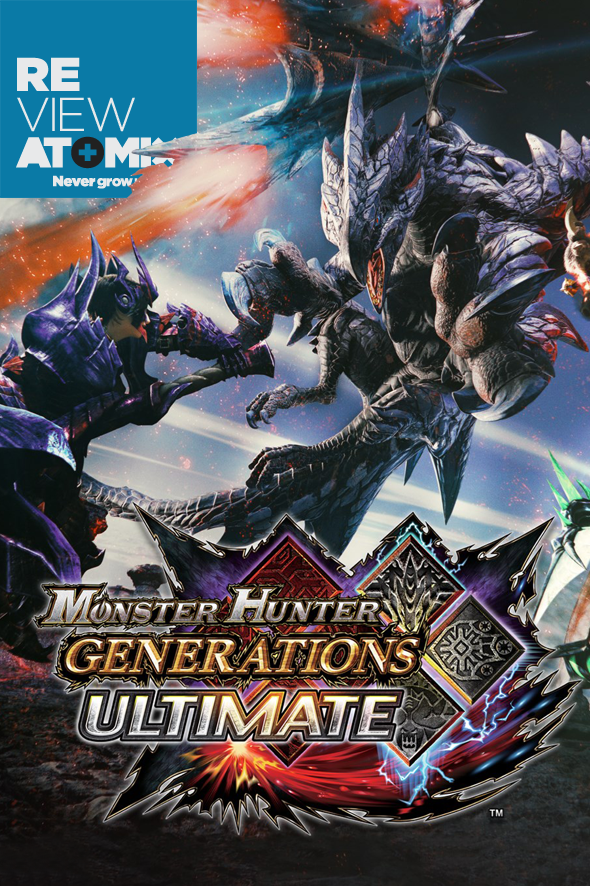 Review Monter Hunter Generations Ultimate