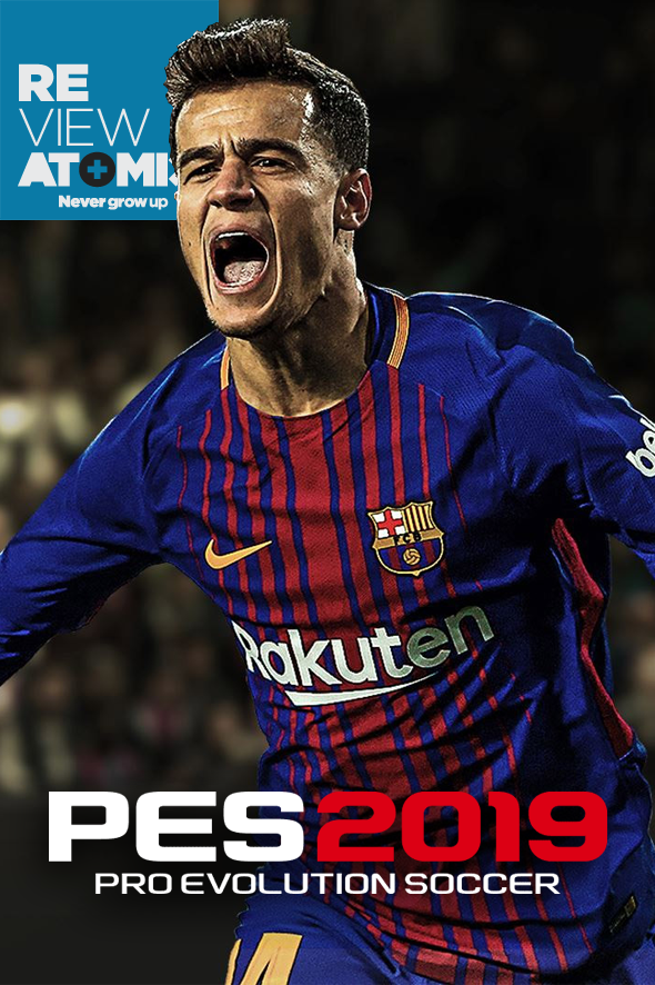 Review Pro Evolution Soccer 2019 Atomix