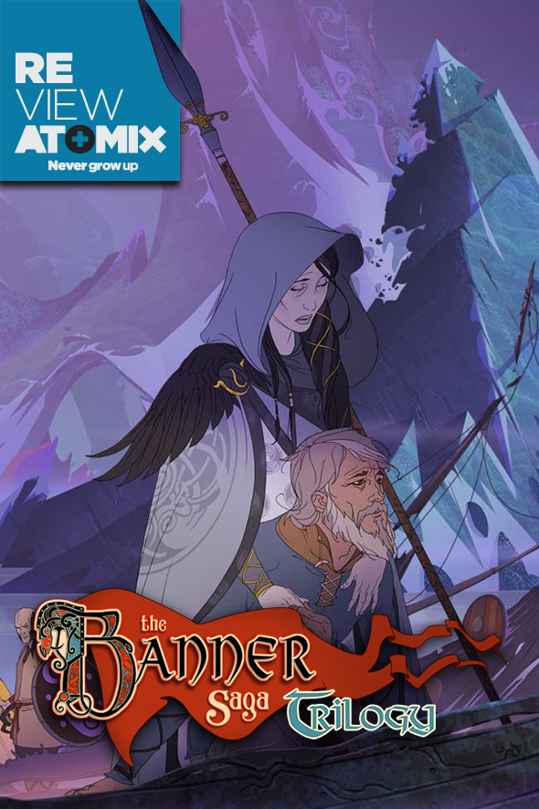 Review The Banner Saga Trilogy