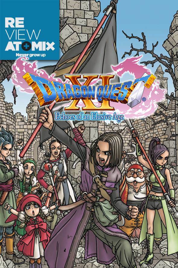 Review Dragon Quest Xi Echoes Of An Elusive Age