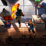 Streets of Rage 4 Screen 2