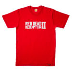 Tee-Red-RDRII-W
