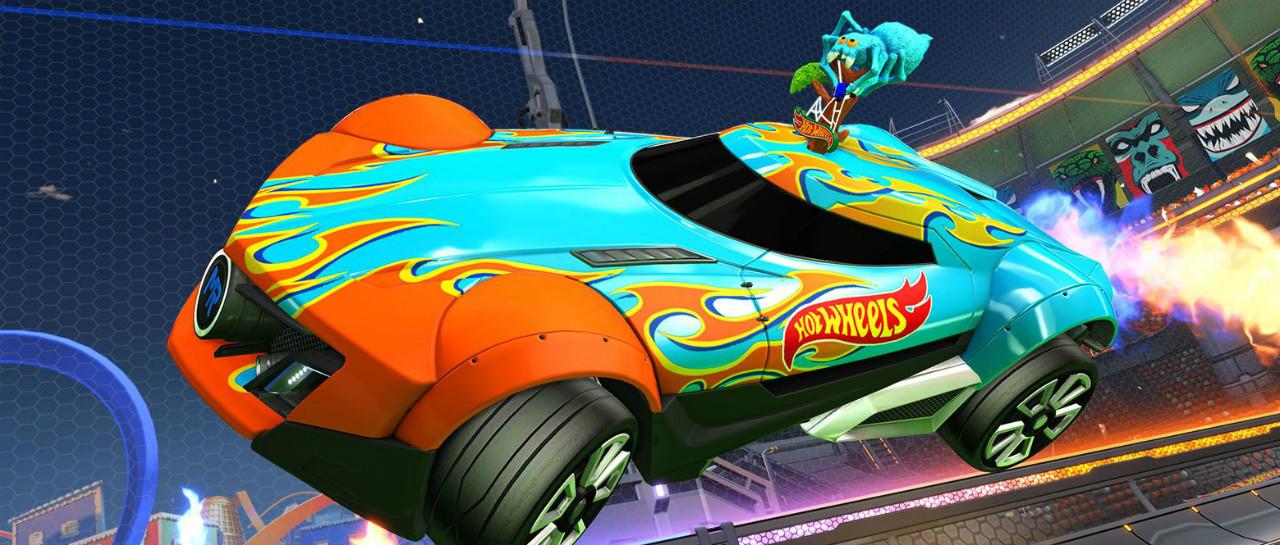 A toda velocidad llega el ms reciente DLC para Rocket League