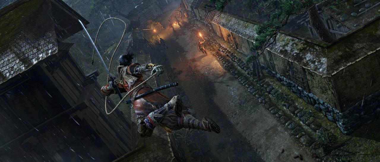 Activision exhibe el triler de Sekiro Shadows Die Twice que presentarn en el Tokyo Game Show