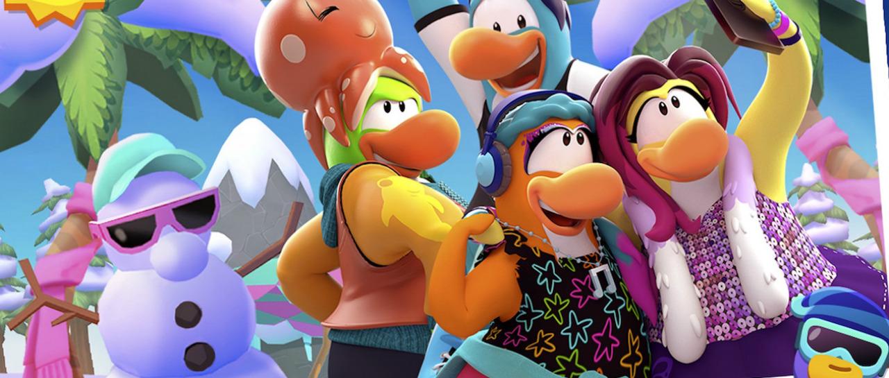 Ahora s Club Penguin descansar en paz