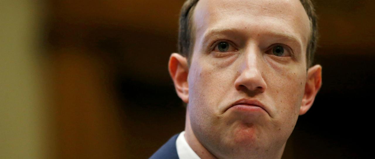 Burlan la seguridad de Facebook 50 millones de cuentas son afectadas
