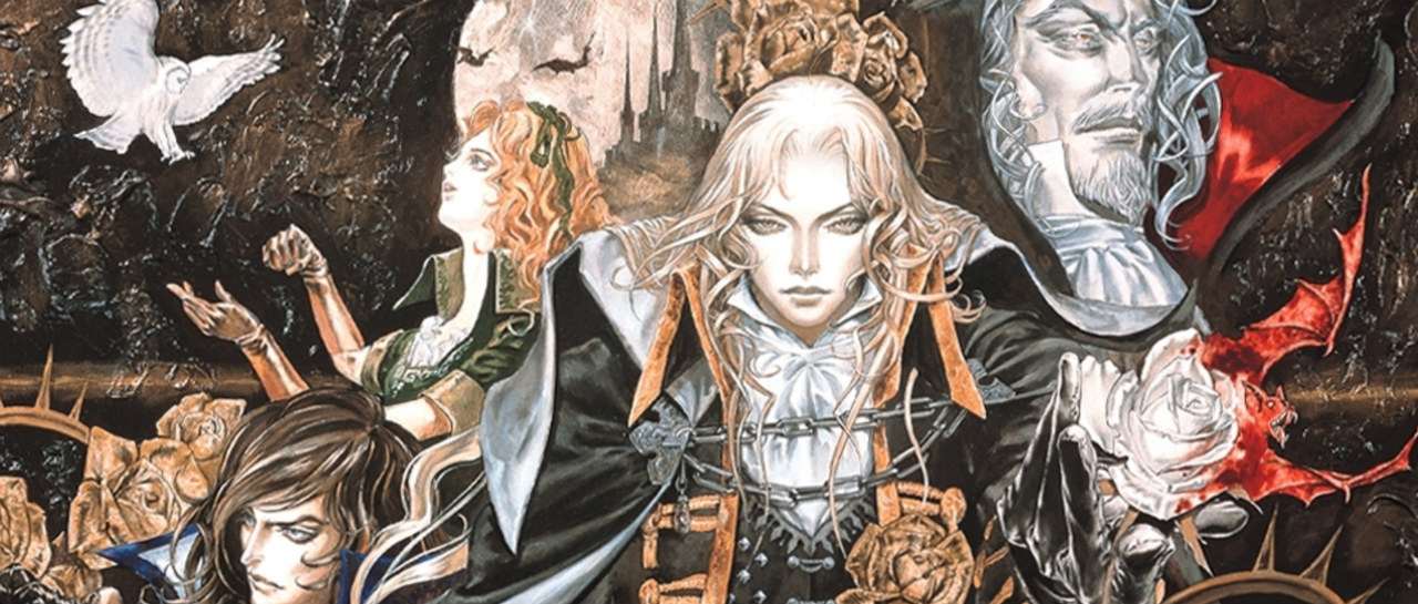 Castlevania Requiem es registrado en Corea para el PlayStation 4