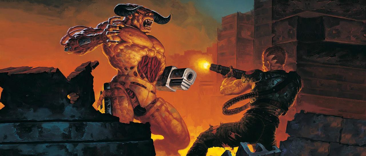 Descubren secreto en Doom 2 y John Romero da su pulgar arriba