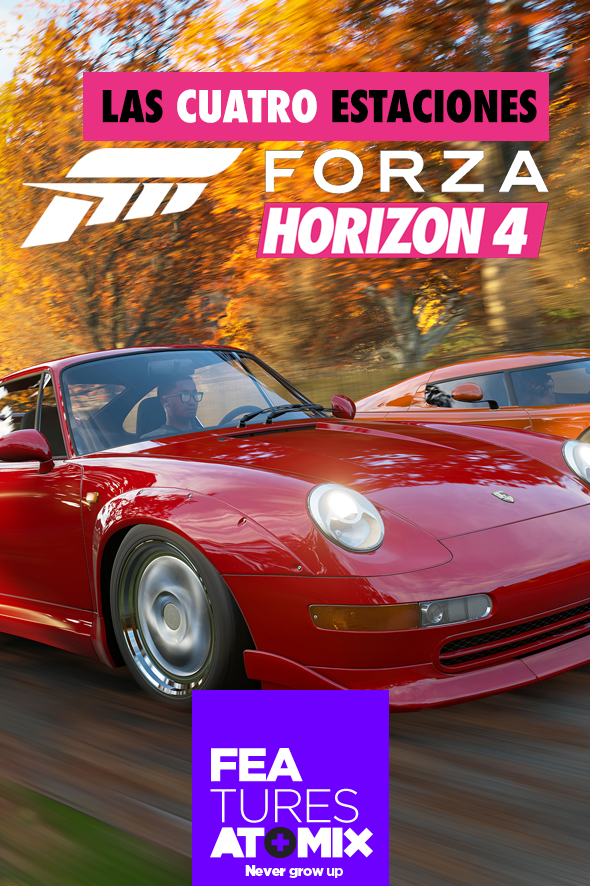 Feature Forza Horizon 4