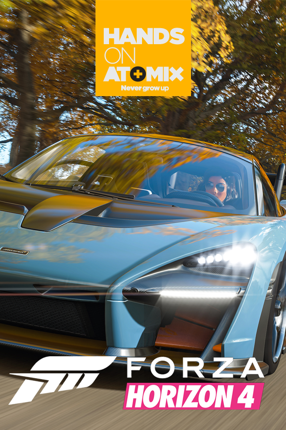 Hands On Forza Horizon 4