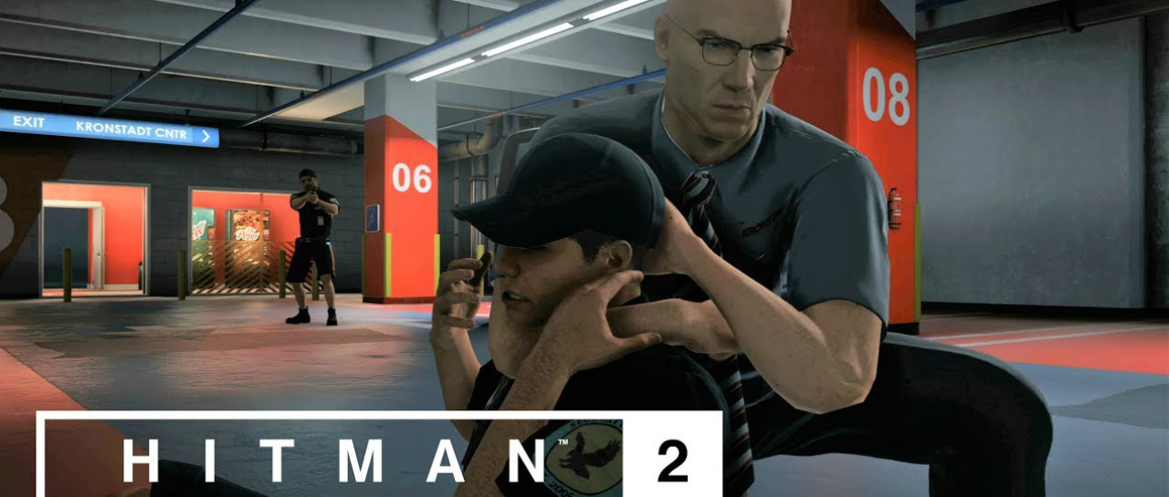 Io Interactive muestra video donde ensea cmo dominar en Hitman 2