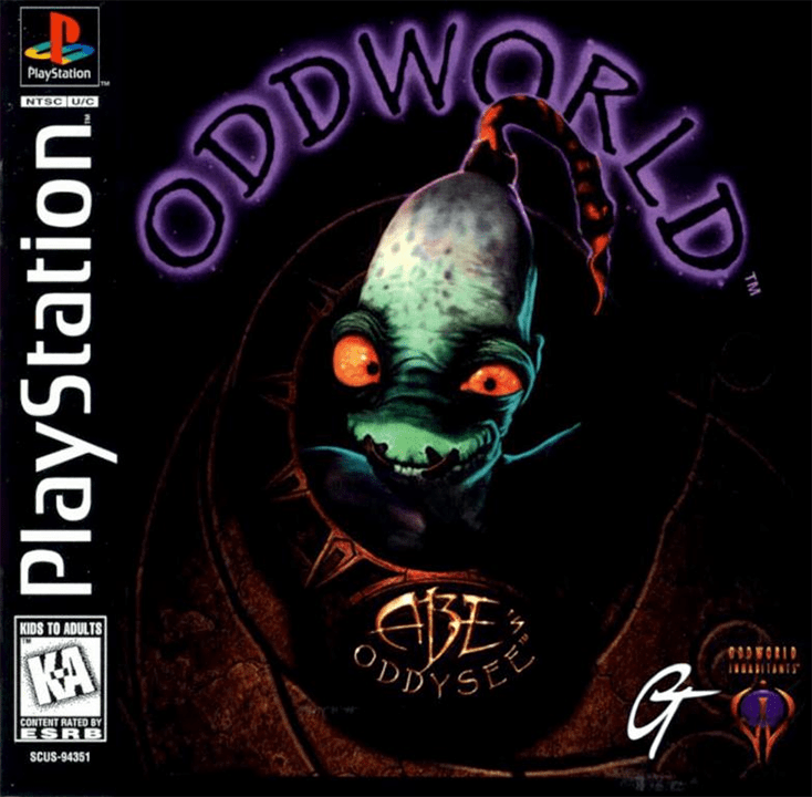 Oddworld-Abes-Oddysee