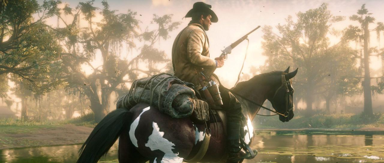 Prometen una amplia fauna en Red Dead Redemption 2