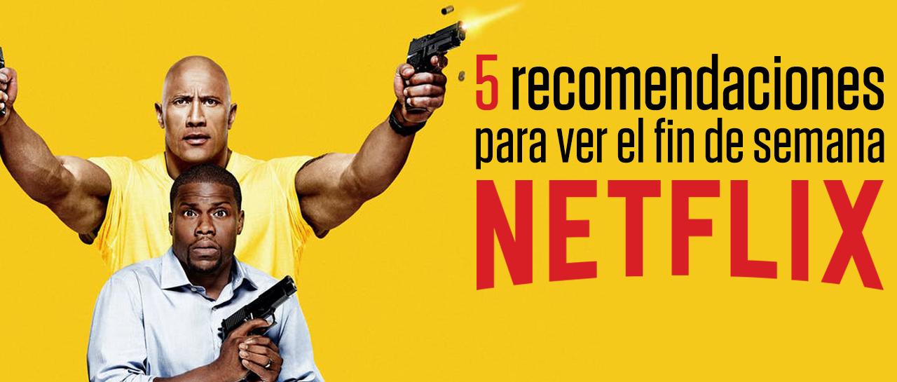 Recomendaciones Netflix