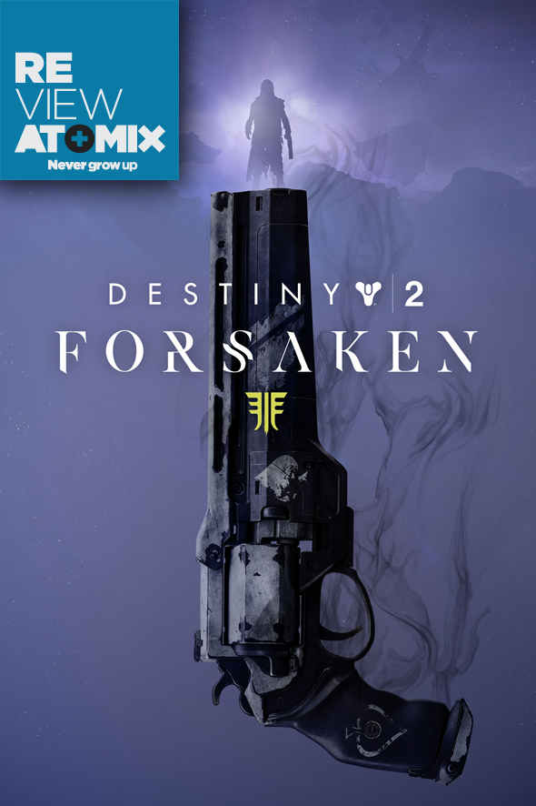 Review Destiny 2 Forsaken