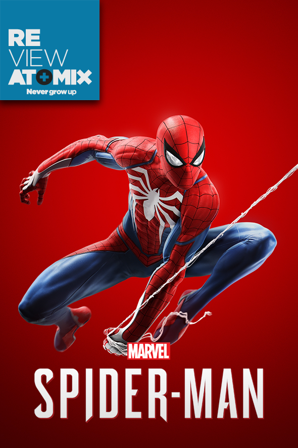 Review – Marvel's Spider Man | Atomix