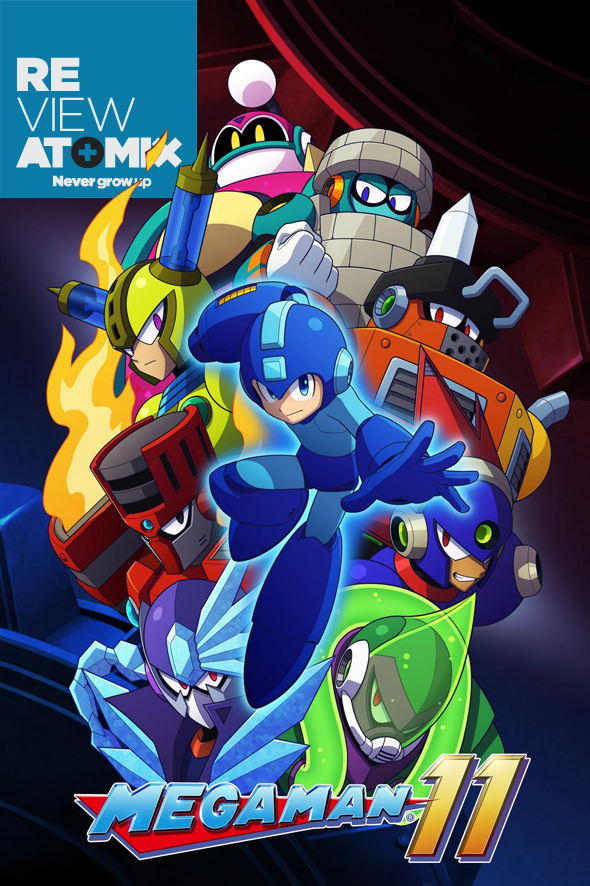 Review Mega Man 11