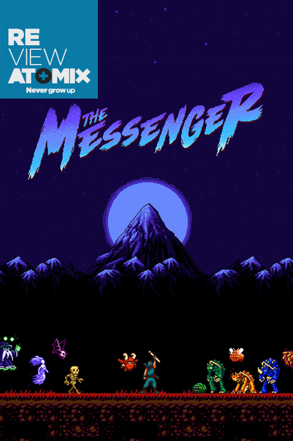 Review The Messenger