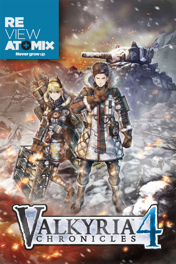 Review Valkyria Chronicles 4