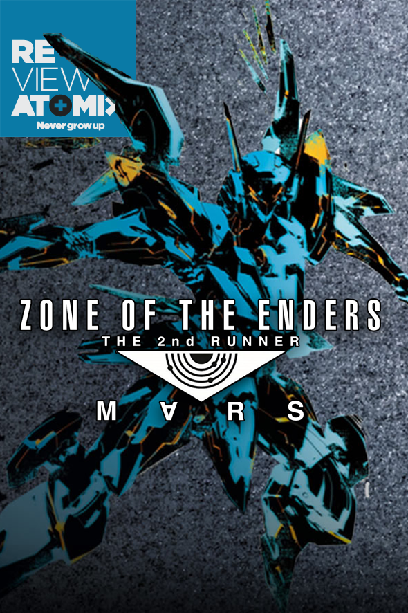 Review Zone of the Enders The 2nd Runner Mars