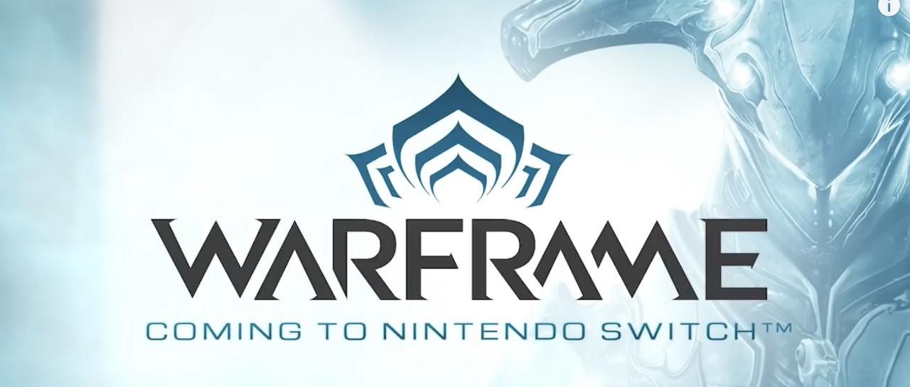 Warframe le pone un poco de violencia al Nintendo Switch