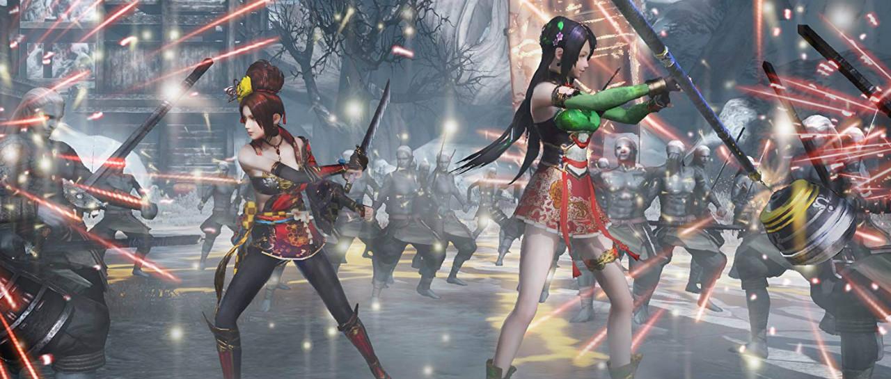 Warriors Orochi 4 obtiene un premios Guinnes