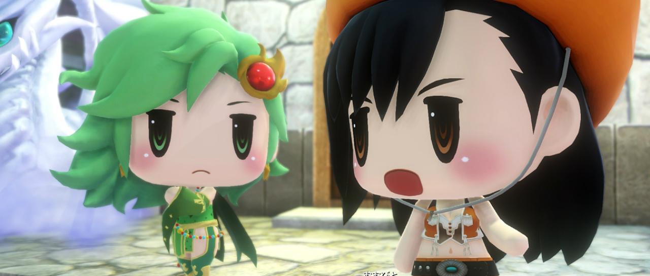 World of Final fantasy Maxima aparece entre los juegos para Nintendo Switch