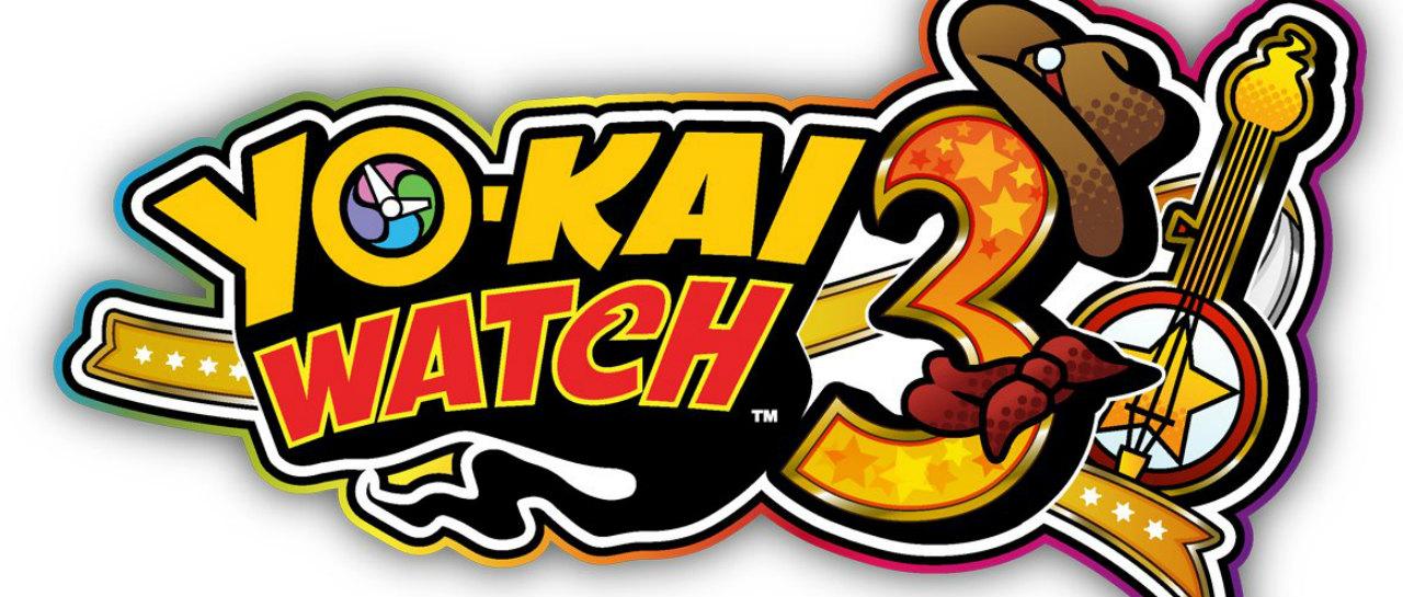 Yo-kai Watch 3 para Nintendo 3DS tambin se lanzar en Amrica