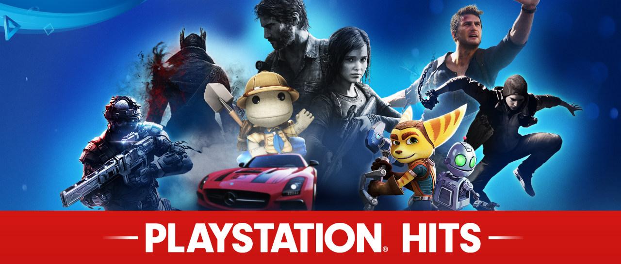 16 juegos ms se unen a la lnea PlayStation Hits