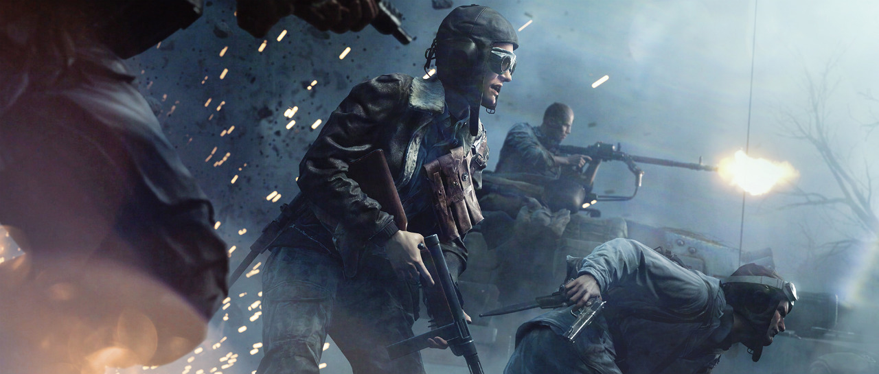 Battlefield V tendr su Battle Royale hasta el 2019