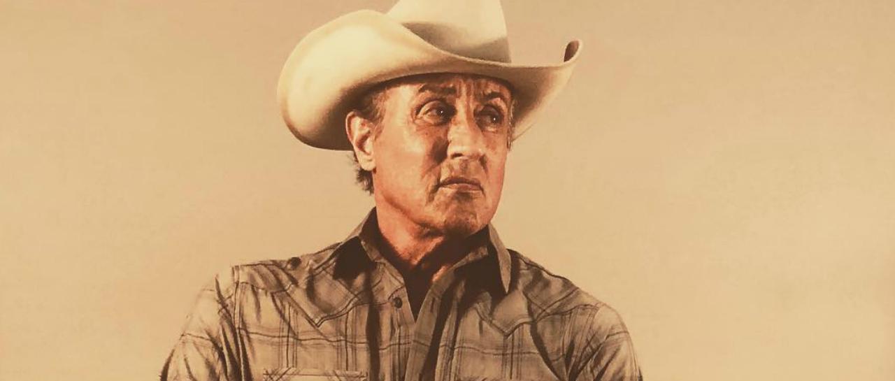 Dime vaquero pide Sylvester Stallone