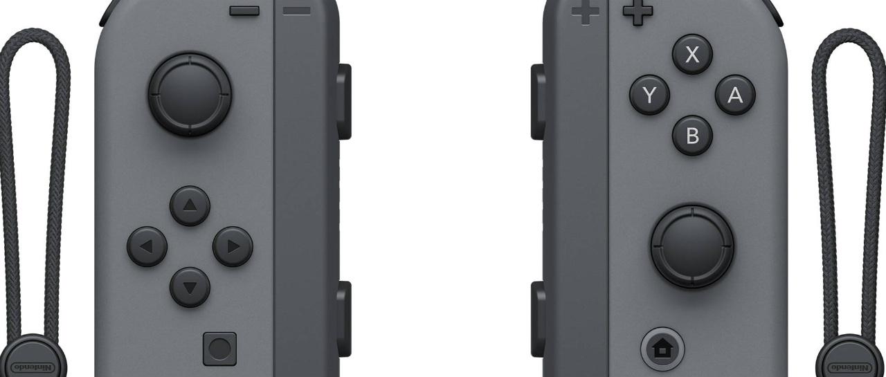 El barrio respalda al Switch con los soportes estilo cuchillos