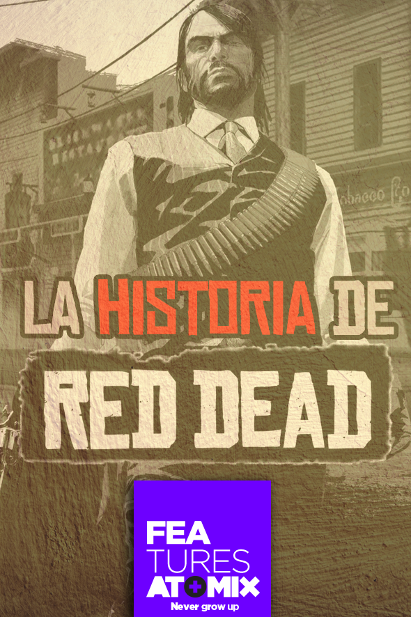 Feature Historia de Red Dead