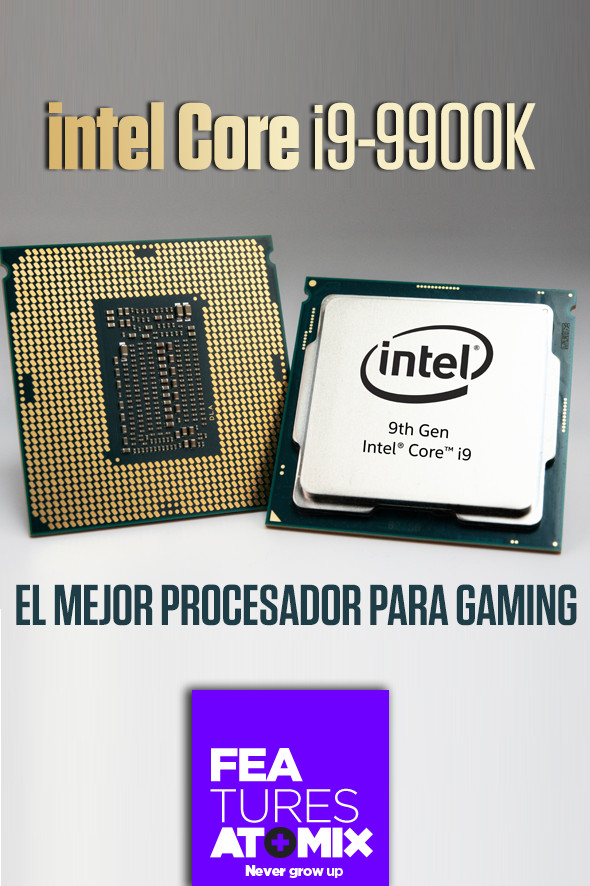 Feature Intel Core i9 2
