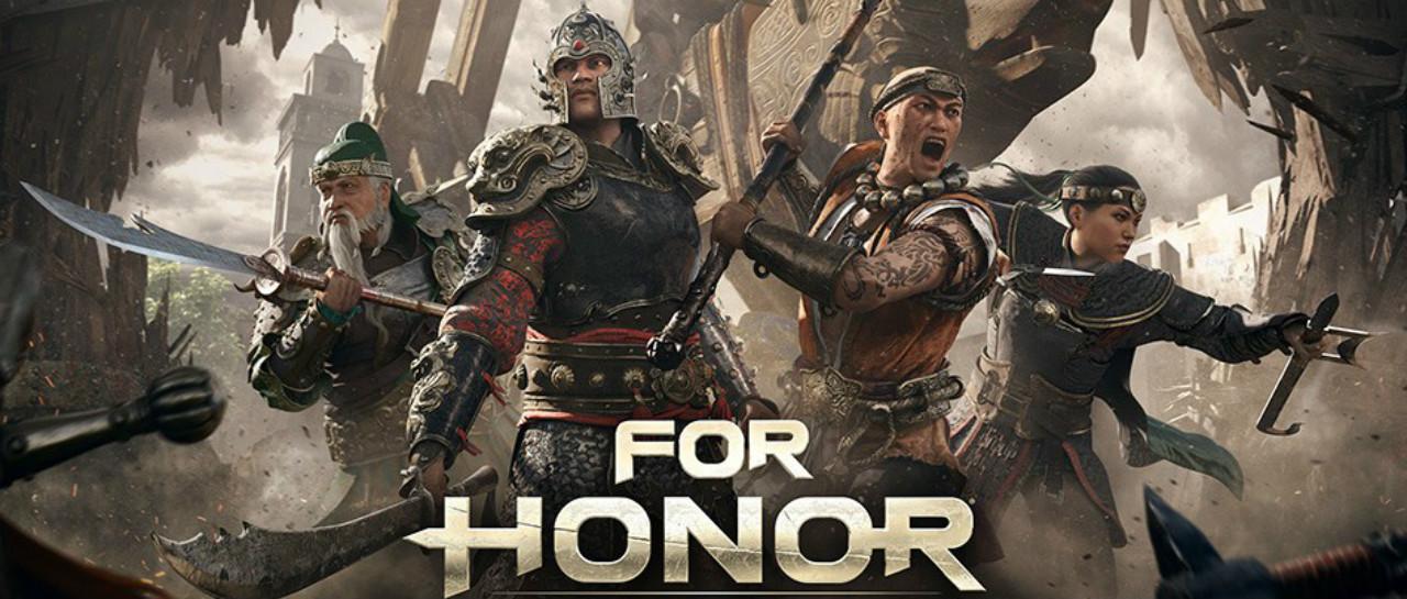 For Honor supera los 15 millones de jugadores previo a su nueva actualizacin