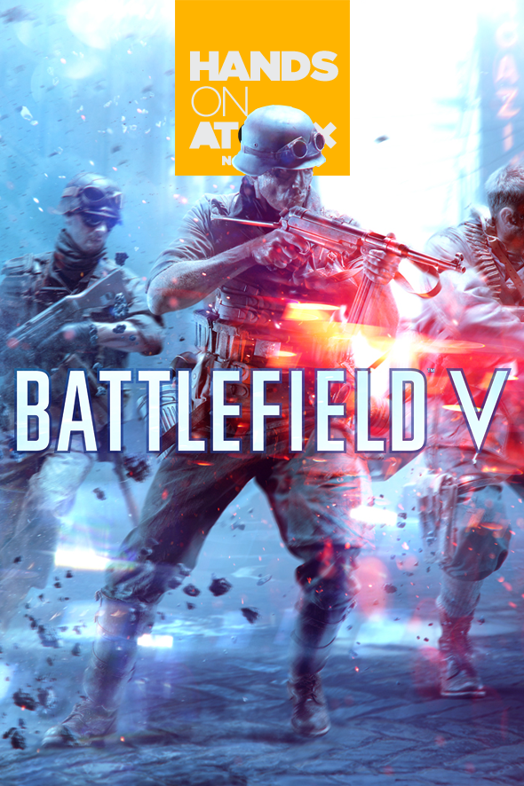 Hands On Battlefield V