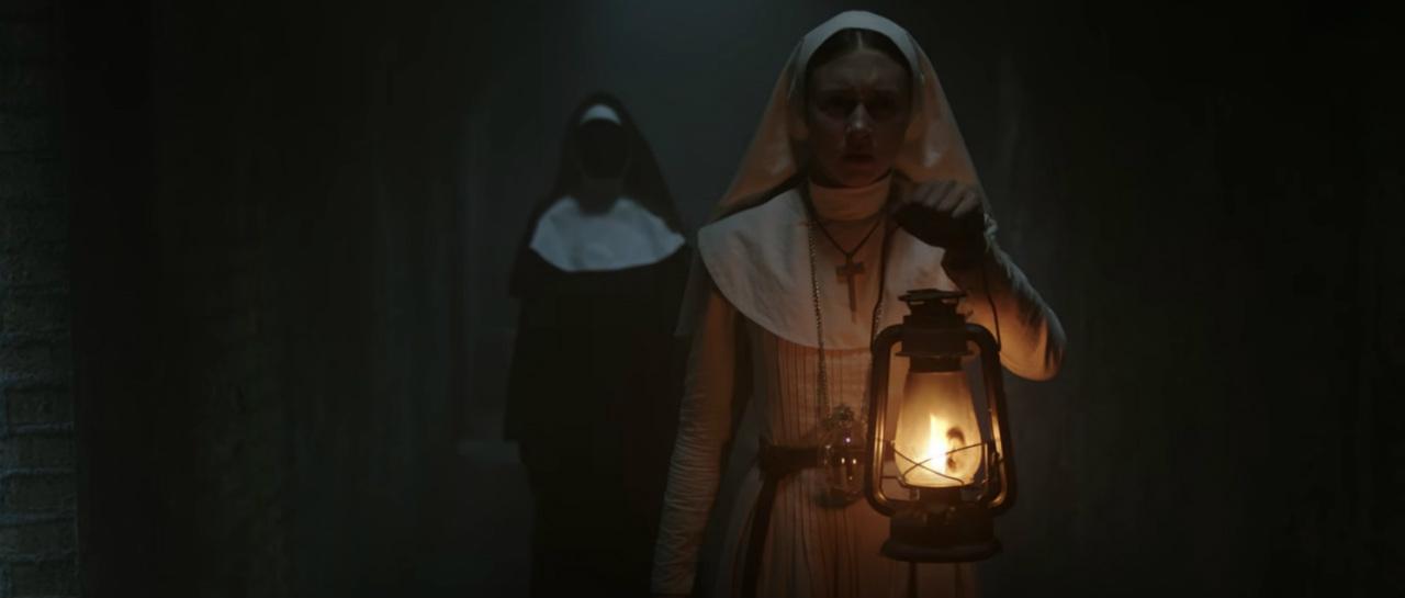 La Monja conjura diablicas ganancias en taquilla