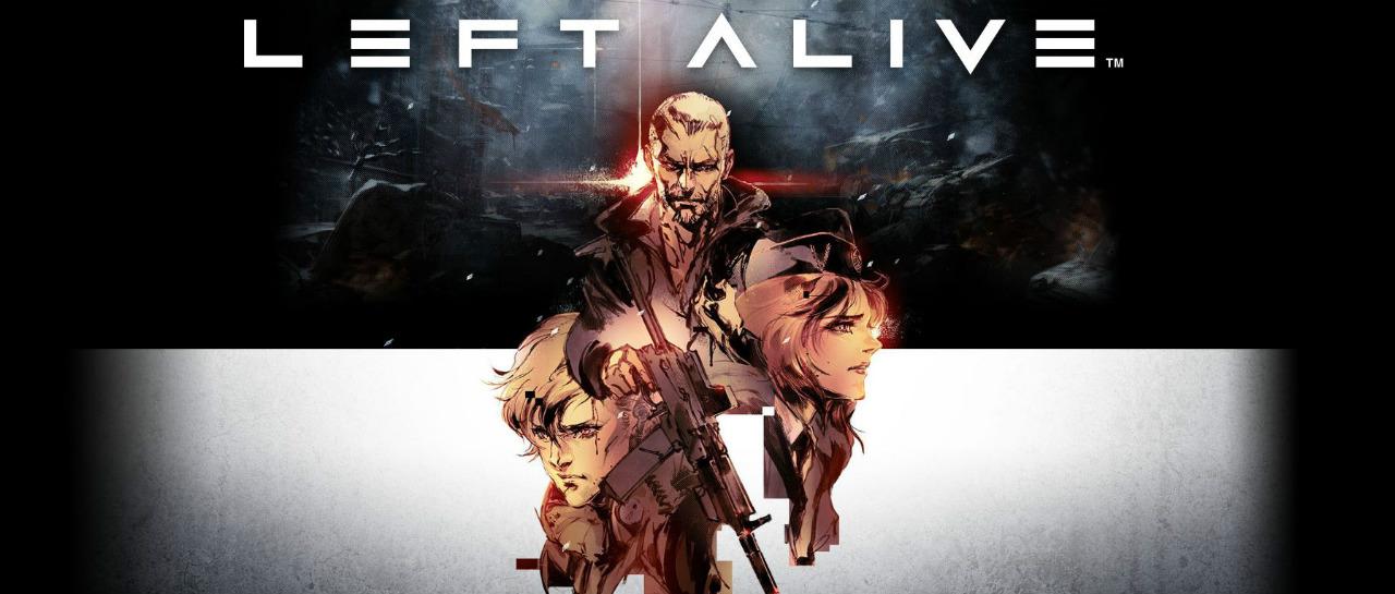 Left Alive ya tiene fecha oficial de lanzamiento Y nuevo triler