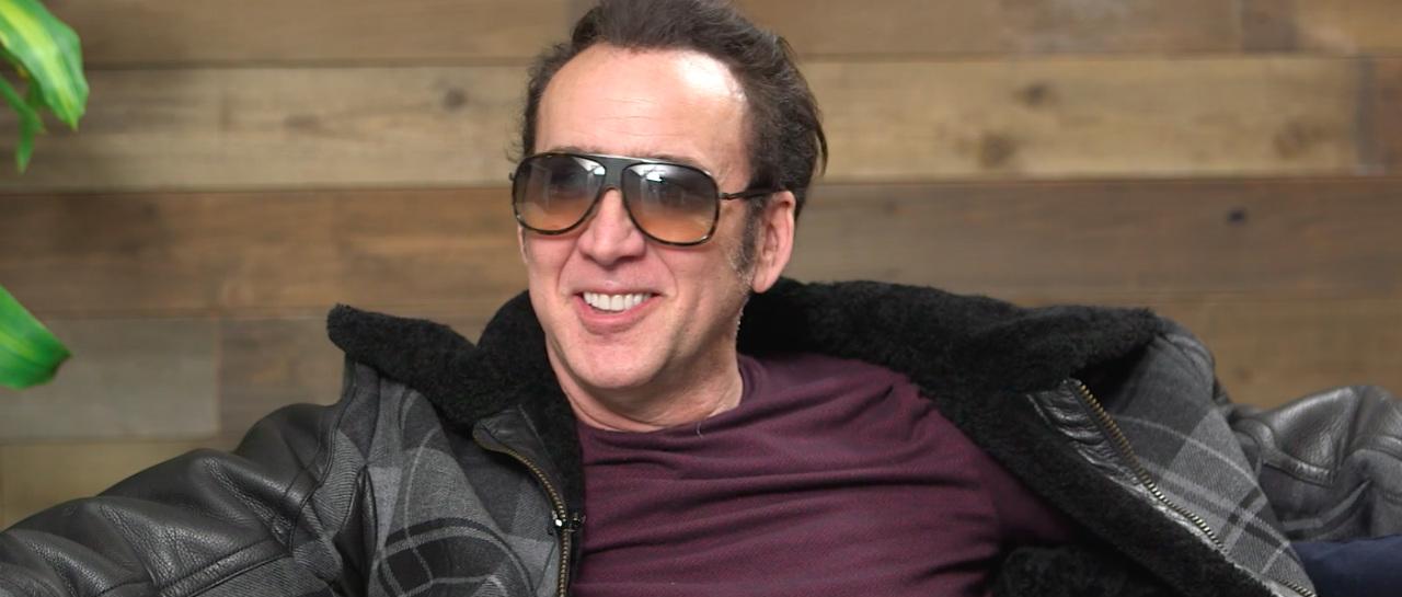 Nicolas Cage no sera Superman pero se ve como un genial Lex Luthor