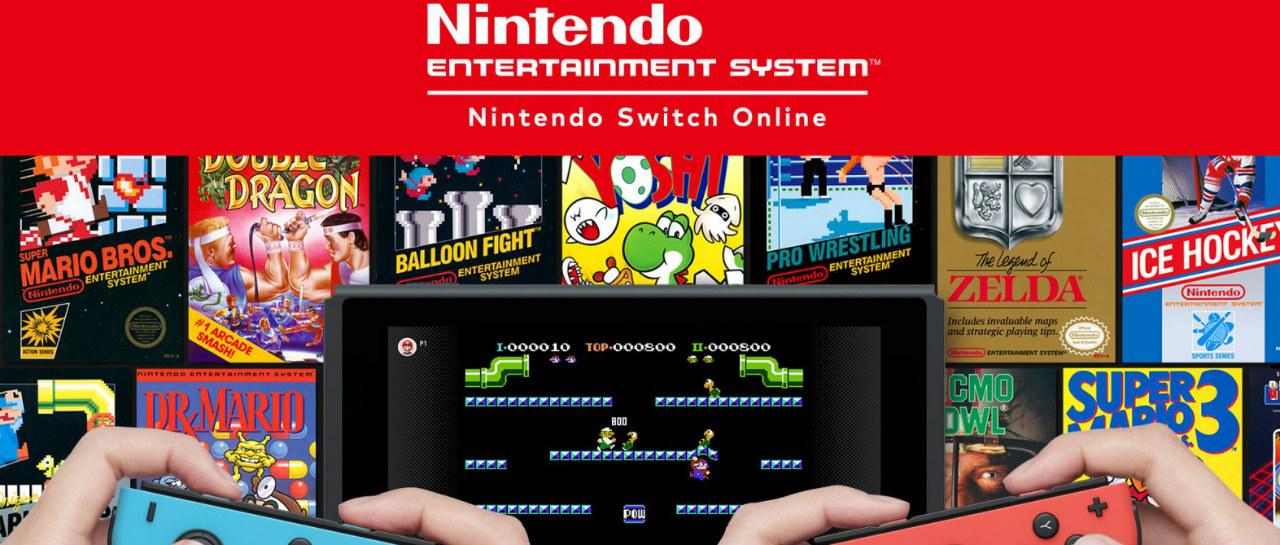 Nintendo sumar 3 juegos de NES al Nintendo Switch Online