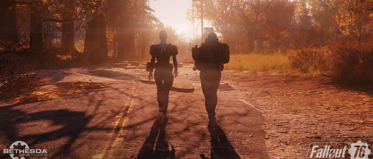 Publicaron el calendario completo de la BETA de Fallout 76