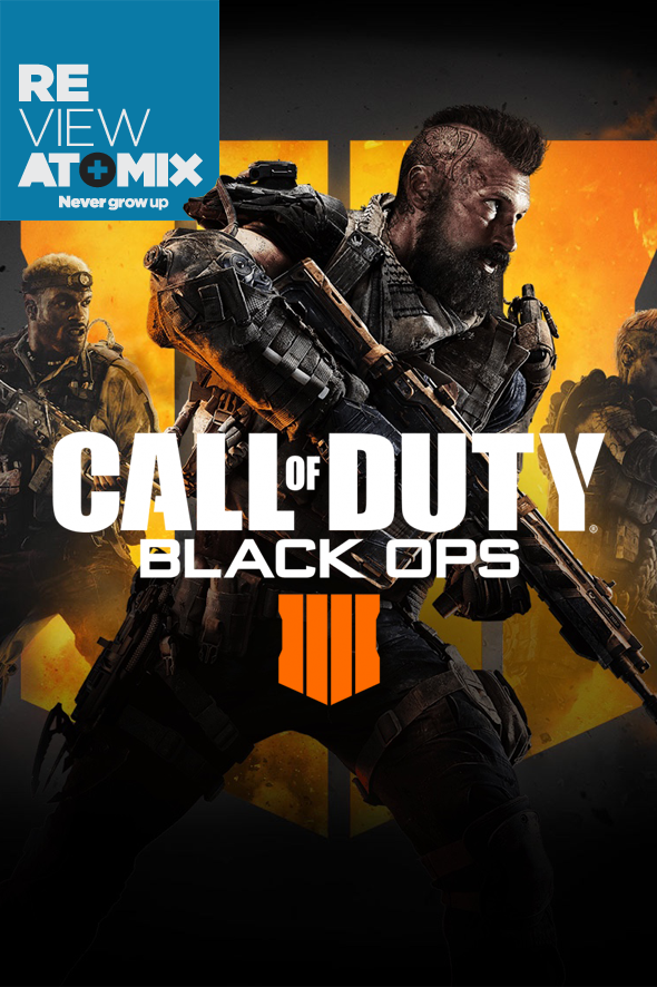Review Call of Duty Black Ops 4