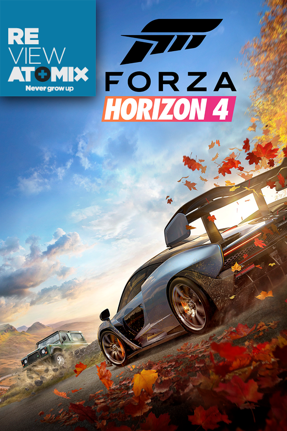 Review Forza Horizon 4