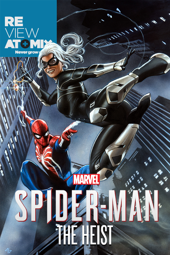Review Marvel's Spider-Man The Heist