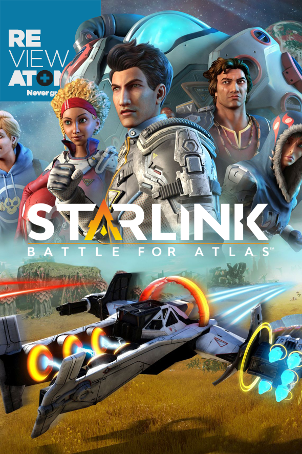 Review Starlink Battle for Atlas