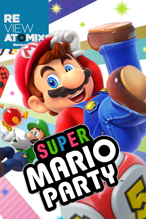Review Super Martio Party