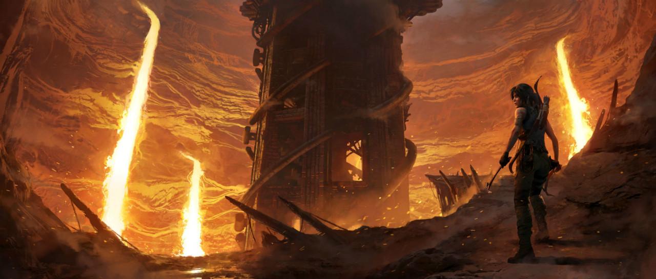 Shadow of the Tomb Raider tendr su DLC en noviembre