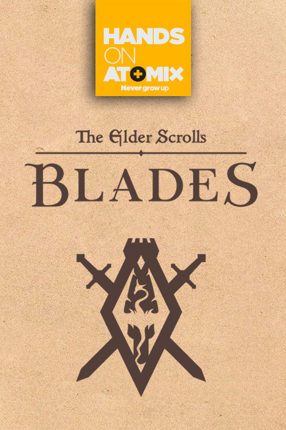 TESO Blades Hands On