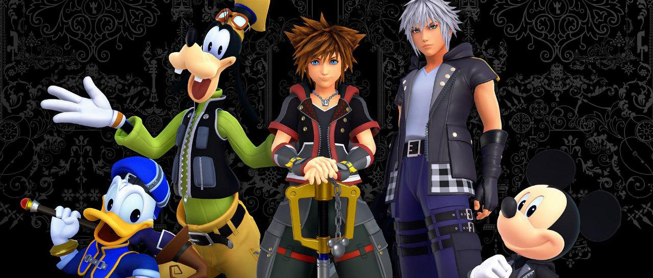 Ahora s Kingdom Hearts III ha sido terminado