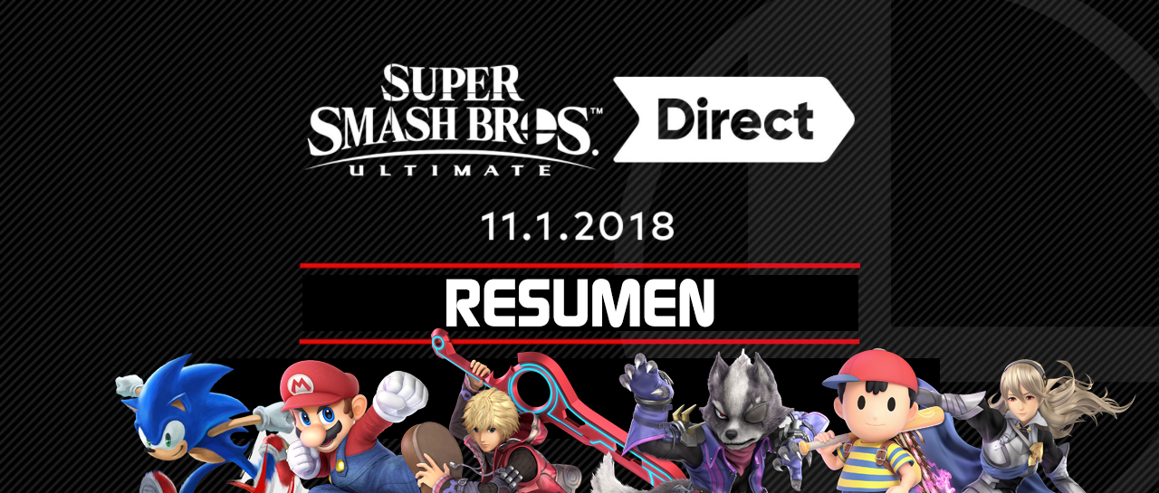 Banner Resumen Direct Smash 11-1-18